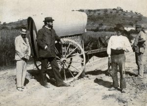 Archer Huntington en España, 1892