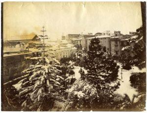 Antonio García Peris, Valencia nevada, 1885