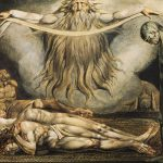 William Blake, La casa de la muerte, 1795