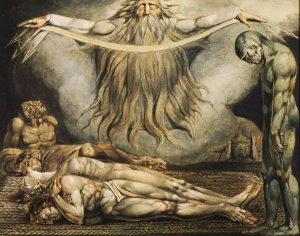 William Blake, La casa de la muerte, 1795