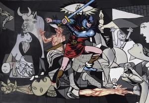 """Equipo Crónica. """"El intruso"""", 1969 (Diputación de Valencia)"""