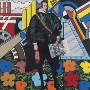 """Equipo Crónica. """"La factoría y yo"""", 1970 (Colección Antonio de Suñer)"""