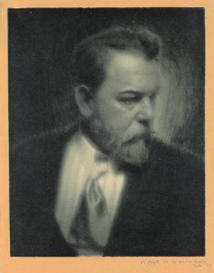 Fotografía pictorialista de Sorolla, 1911