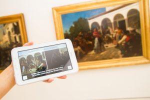 App del Museo Carmen Thyssen Málaga