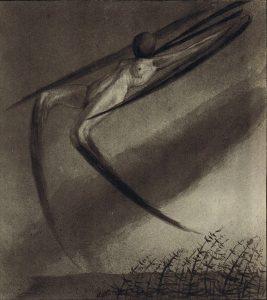 Alfred Kubin, Cada noche nos visita un sueño, 1900-1903